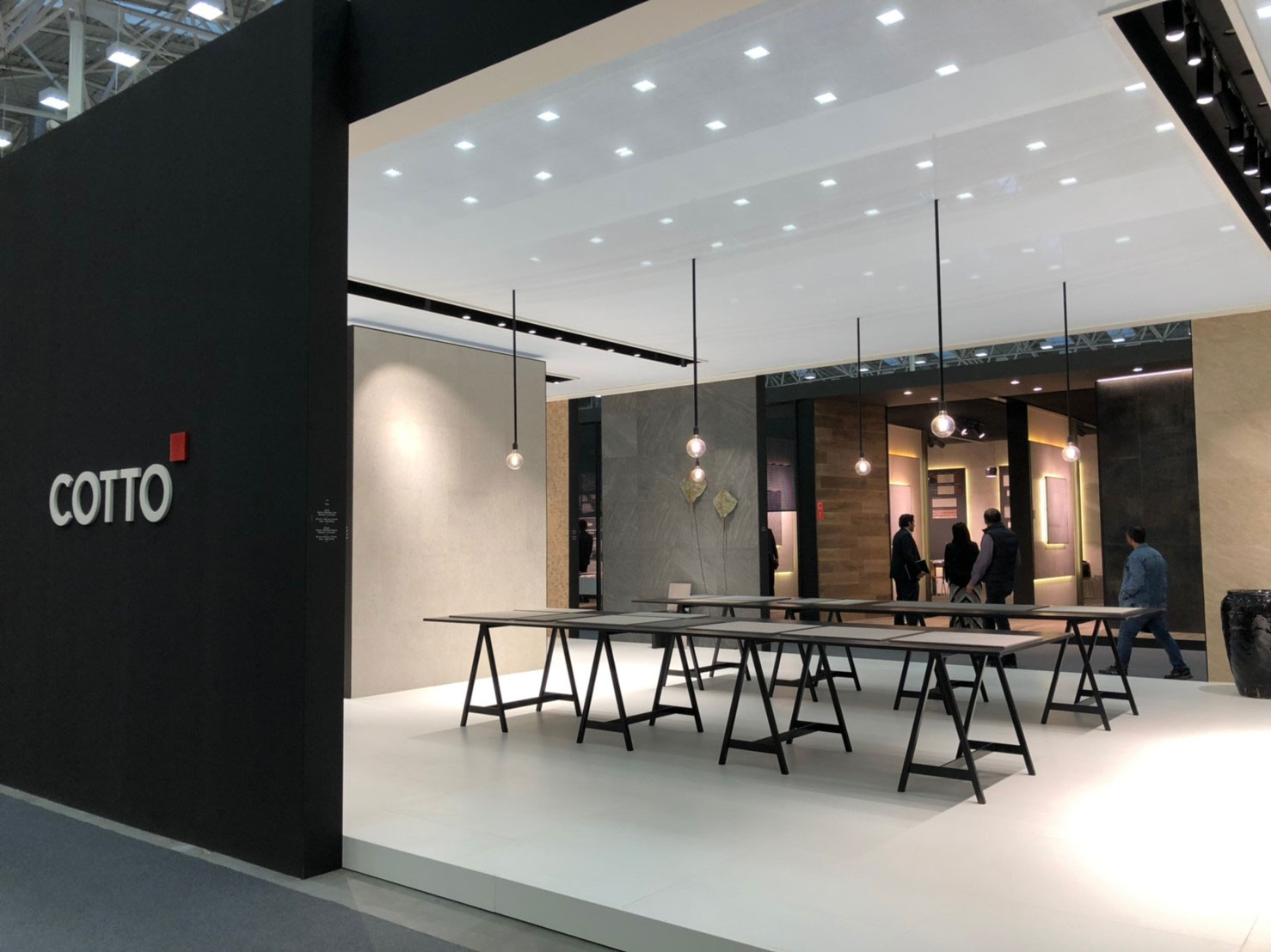 COTTO CERSAIE 2019